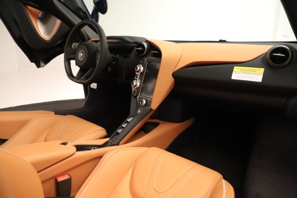 New 2020 McLaren 720S Spider for sale $372,250 at Rolls-Royce Motor Cars Greenwich in Greenwich CT 06830 15