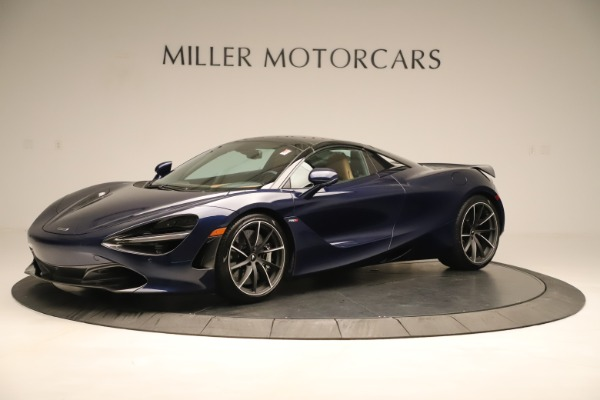 New 2020 McLaren 720S Spider Convertible for sale $372,250 at Rolls-Royce Motor Cars Greenwich in Greenwich CT 06830 18