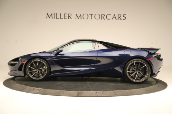 New 2020 McLaren 720S Spider Convertible for sale $372,250 at Rolls-Royce Motor Cars Greenwich in Greenwich CT 06830 19