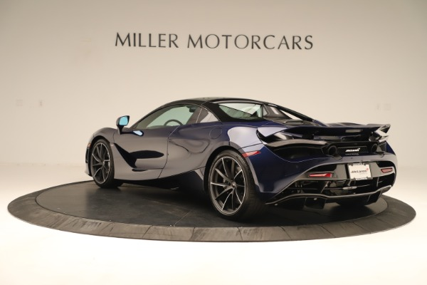 New 2020 McLaren 720S Spider for sale $372,250 at Rolls-Royce Motor Cars Greenwich in Greenwich CT 06830 20