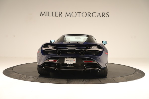 New 2020 McLaren 720S Spider for sale $372,250 at Rolls-Royce Motor Cars Greenwich in Greenwich CT 06830 21