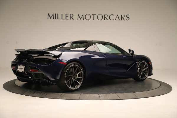 New 2020 McLaren 720S Spider for sale $372,250 at Rolls-Royce Motor Cars Greenwich in Greenwich CT 06830 22