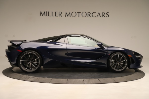 New 2020 McLaren 720S Spider for sale $372,250 at Rolls-Royce Motor Cars Greenwich in Greenwich CT 06830 23