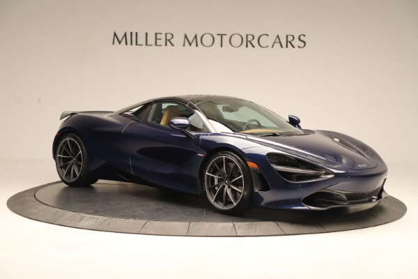 New 2020 McLaren 720S Spider Convertible for sale $372,250 at Rolls-Royce Motor Cars Greenwich in Greenwich CT 06830 24