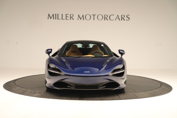 New 2020 McLaren 720S Spider Convertible for sale $372,250 at Rolls-Royce Motor Cars Greenwich in Greenwich CT 06830 25