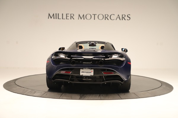 New 2020 McLaren 720S Spider Convertible for sale $372,250 at Rolls-Royce Motor Cars Greenwich in Greenwich CT 06830 26