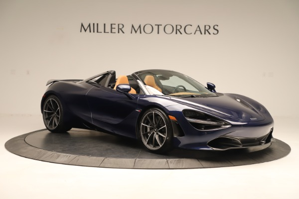 New 2020 McLaren 720S Spider Convertible for sale $372,250 at Rolls-Royce Motor Cars Greenwich in Greenwich CT 06830 6