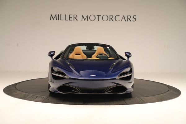 New 2020 McLaren 720S Spider Convertible for sale $372,250 at Rolls-Royce Motor Cars Greenwich in Greenwich CT 06830 7