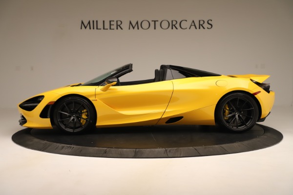 New 2020 McLaren 720S SPIDER Convertible for sale Sold at Rolls-Royce Motor Cars Greenwich in Greenwich CT 06830 11