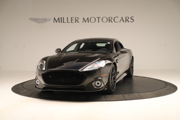 Used 2019 Aston Martin Rapide V12 AMR for sale $189,900 at Rolls-Royce Motor Cars Greenwich in Greenwich CT 06830 12