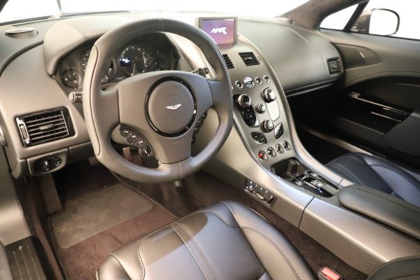 Used 2019 Aston Martin Rapide V12 AMR for sale $189,900 at Rolls-Royce Motor Cars Greenwich in Greenwich CT 06830 13