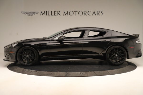 New 2019 Aston Martin Rapide V12 AMR for sale Sold at Rolls-Royce Motor Cars Greenwich in Greenwich CT 06830 2