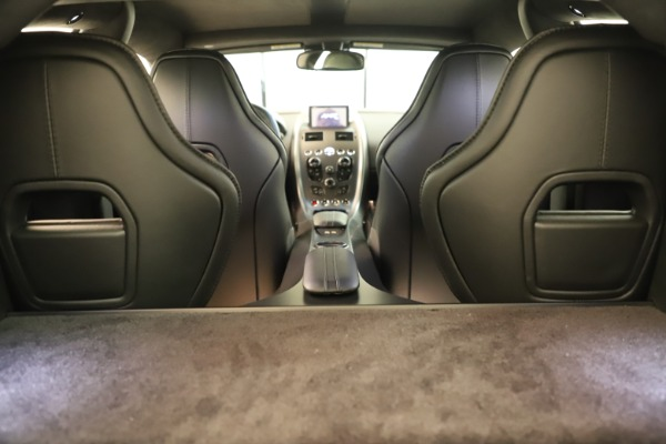 Used 2019 Aston Martin Rapide V12 AMR for sale $189,900 at Rolls-Royce Motor Cars Greenwich in Greenwich CT 06830 21
