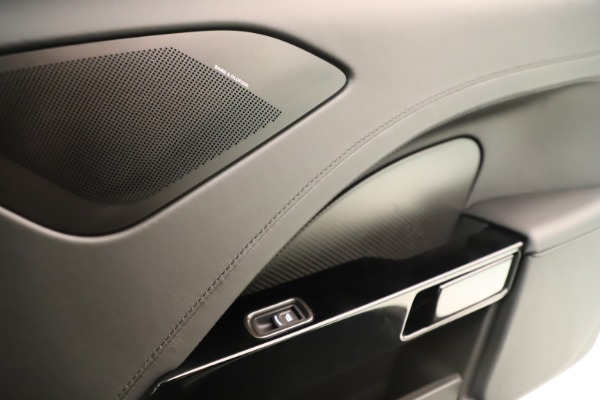 Used 2019 Aston Martin Rapide V12 AMR for sale $189,900 at Rolls-Royce Motor Cars Greenwich in Greenwich CT 06830 24