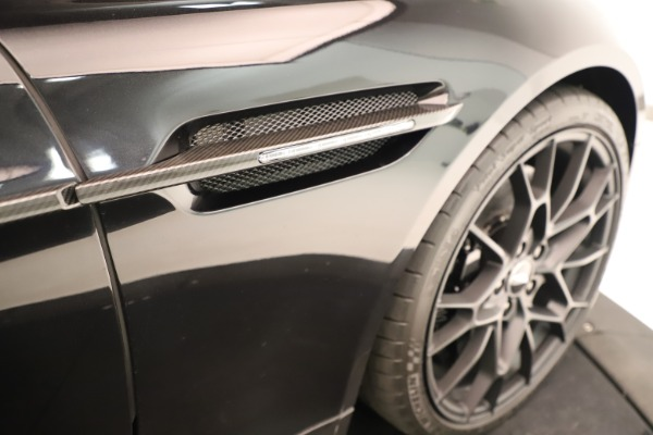 Used 2019 Aston Martin Rapide V12 AMR for sale $189,900 at Rolls-Royce Motor Cars Greenwich in Greenwich CT 06830 27