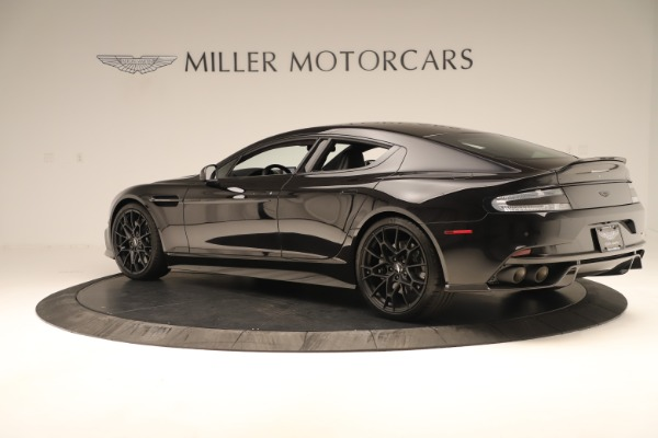 Used 2019 Aston Martin Rapide V12 AMR for sale $189,900 at Rolls-Royce Motor Cars Greenwich in Greenwich CT 06830 3