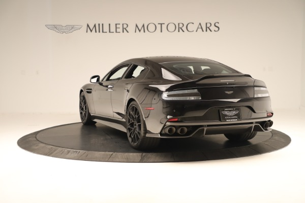 New 2019 Aston Martin Rapide V12 AMR for sale Sold at Rolls-Royce Motor Cars Greenwich in Greenwich CT 06830 4