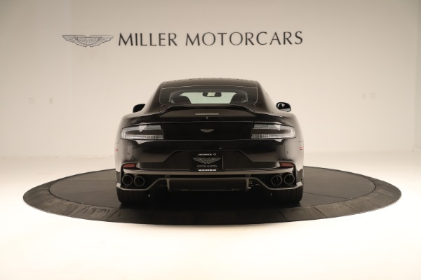 New 2019 Aston Martin Rapide V12 AMR for sale Sold at Rolls-Royce Motor Cars Greenwich in Greenwich CT 06830 5