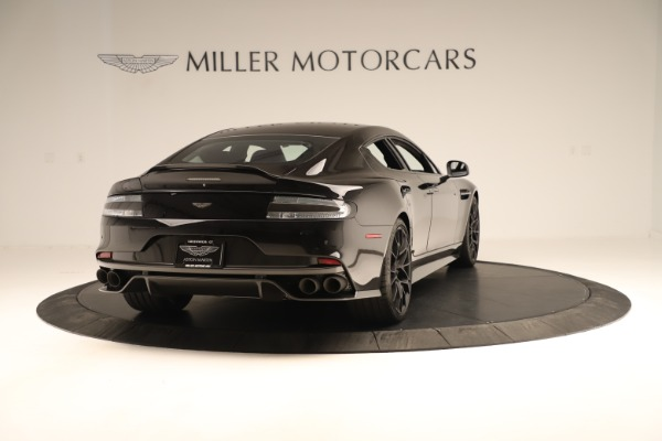 Used 2019 Aston Martin Rapide V12 AMR for sale $189,900 at Rolls-Royce Motor Cars Greenwich in Greenwich CT 06830 6