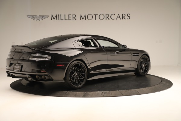 Used 2019 Aston Martin Rapide V12 AMR for sale $189,900 at Rolls-Royce Motor Cars Greenwich in Greenwich CT 06830 7