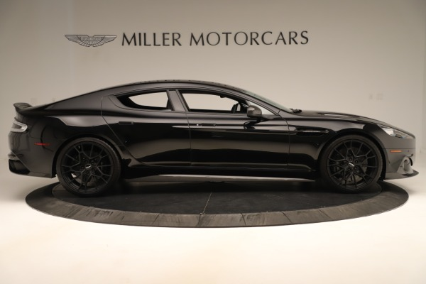Used 2019 Aston Martin Rapide V12 AMR for sale $189,900 at Rolls-Royce Motor Cars Greenwich in Greenwich CT 06830 8