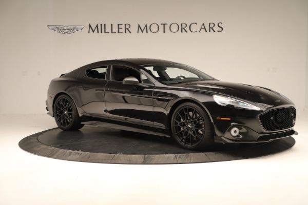 Used 2019 Aston Martin Rapide V12 AMR for sale $189,900 at Rolls-Royce Motor Cars Greenwich in Greenwich CT 06830 9
