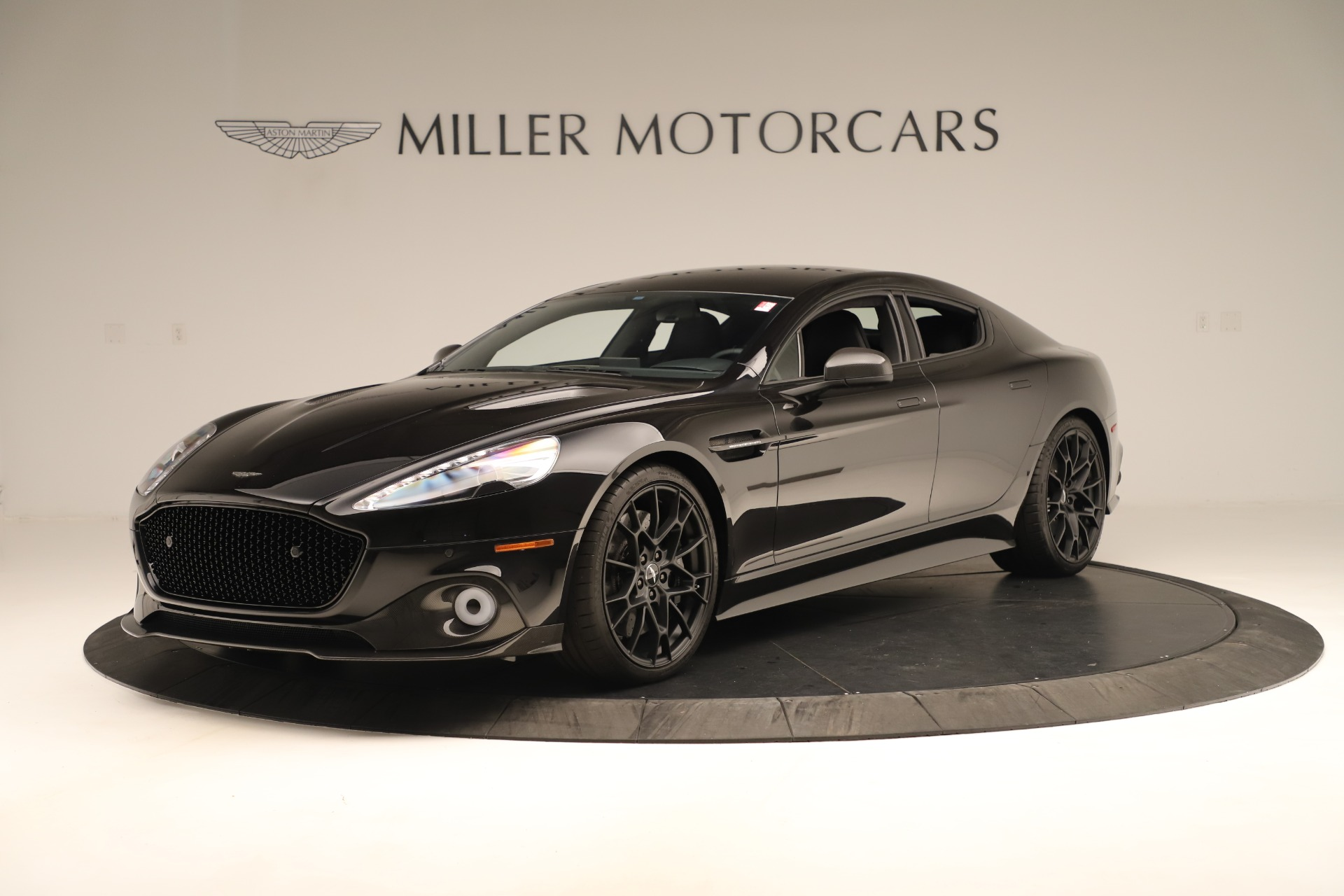 New 2019 Aston Martin Rapide V12 AMR for sale Sold at Rolls-Royce Motor Cars Greenwich in Greenwich CT 06830 1