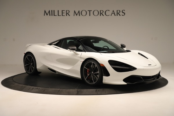 New 2020 McLaren 720S SPIDER Convertible for sale Sold at Rolls-Royce Motor Cars Greenwich in Greenwich CT 06830 8