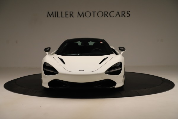 New 2020 McLaren 720S SPIDER Convertible for sale Sold at Rolls-Royce Motor Cars Greenwich in Greenwich CT 06830 9