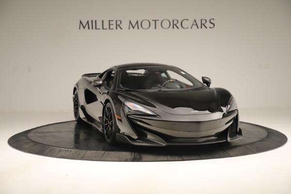 New 2019 McLaren 600LT Coupe for sale $278,790 at Rolls-Royce Motor Cars Greenwich in Greenwich CT 06830 10