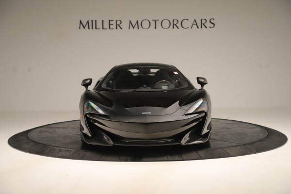 New 2019 McLaren 600LT Coupe for sale $278,790 at Rolls-Royce Motor Cars Greenwich in Greenwich CT 06830 11
