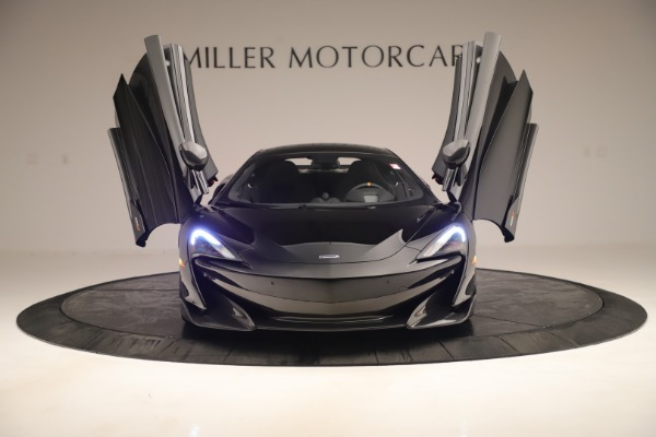 New 2019 McLaren 600LT Coupe for sale $278,790 at Rolls-Royce Motor Cars Greenwich in Greenwich CT 06830 12
