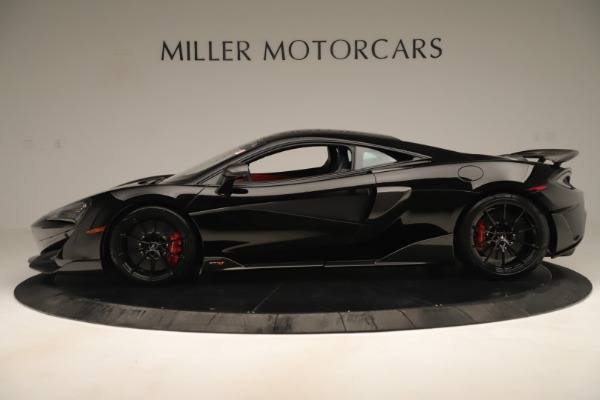 New 2019 McLaren 600LT Coupe for sale $278,790 at Rolls-Royce Motor Cars Greenwich in Greenwich CT 06830 2