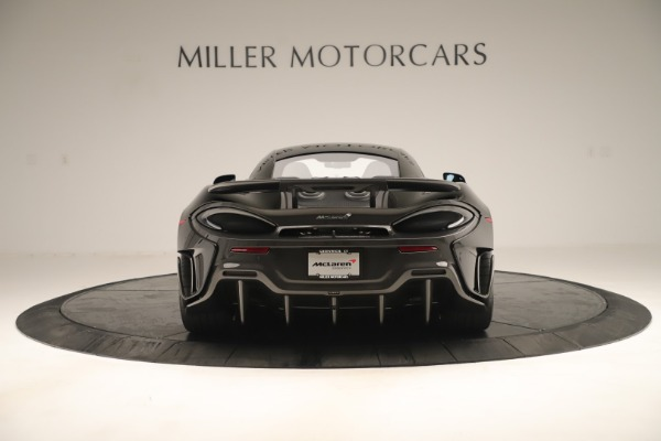 New 2019 McLaren 600LT Coupe for sale $278,790 at Rolls-Royce Motor Cars Greenwich in Greenwich CT 06830 5