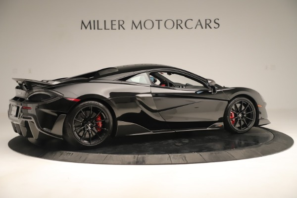 New 2019 McLaren 600LT Coupe for sale $278,790 at Rolls-Royce Motor Cars Greenwich in Greenwich CT 06830 7