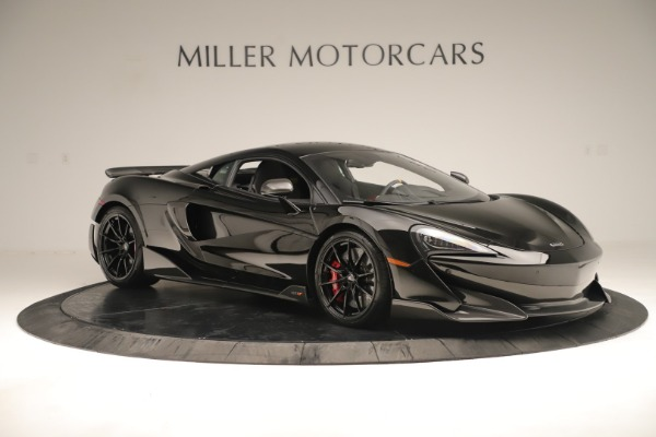 New 2019 McLaren 600LT Coupe for sale $278,790 at Rolls-Royce Motor Cars Greenwich in Greenwich CT 06830 9