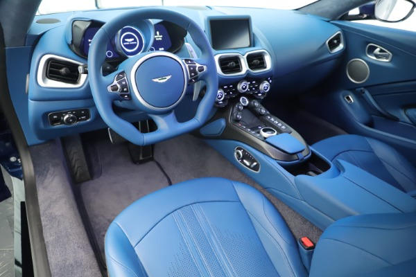Used 2020 Aston Martin Vantage Coupe for sale Sold at Rolls-Royce Motor Cars Greenwich in Greenwich CT 06830 14
