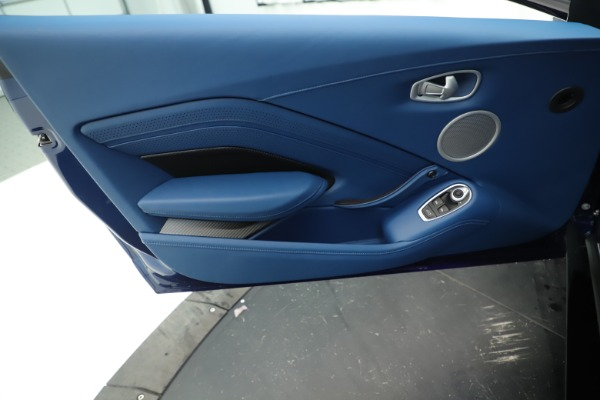 Used 2020 Aston Martin Vantage Coupe for sale Sold at Rolls-Royce Motor Cars Greenwich in Greenwich CT 06830 17