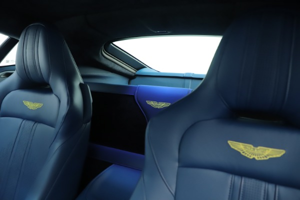 Used 2020 Aston Martin Vantage Coupe for sale Sold at Rolls-Royce Motor Cars Greenwich in Greenwich CT 06830 18