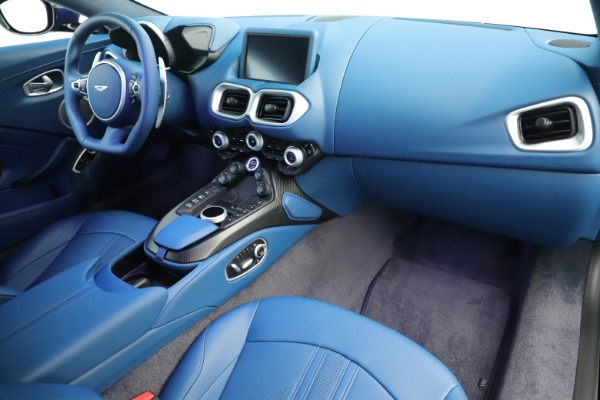 Used 2020 Aston Martin Vantage Coupe for sale Sold at Rolls-Royce Motor Cars Greenwich in Greenwich CT 06830 19
