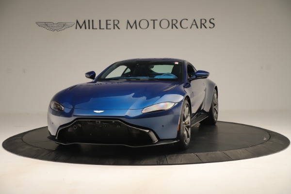 Used 2020 Aston Martin Vantage Coupe for sale Sold at Rolls-Royce Motor Cars Greenwich in Greenwich CT 06830 2