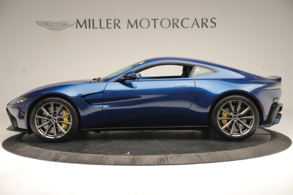 Used 2020 Aston Martin Vantage Coupe for sale Sold at Rolls-Royce Motor Cars Greenwich in Greenwich CT 06830 3