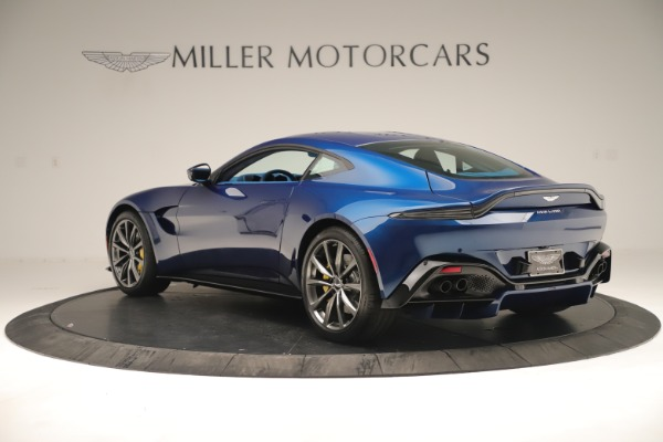 Used 2020 Aston Martin Vantage Coupe for sale Sold at Rolls-Royce Motor Cars Greenwich in Greenwich CT 06830 5