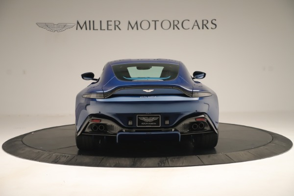 Used 2020 Aston Martin Vantage Coupe for sale Sold at Rolls-Royce Motor Cars Greenwich in Greenwich CT 06830 6