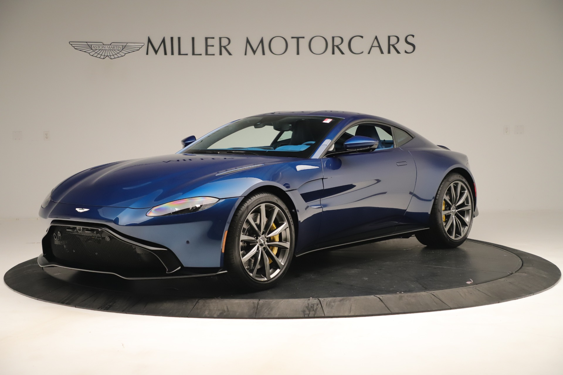 Used 2020 Aston Martin Vantage Coupe for sale Sold at Rolls-Royce Motor Cars Greenwich in Greenwich CT 06830 1