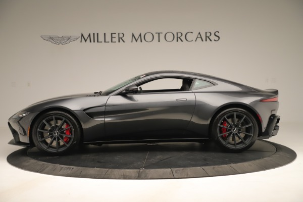 New 2020 Aston Martin Vantage Coupe for sale Sold at Rolls-Royce Motor Cars Greenwich in Greenwich CT 06830 2