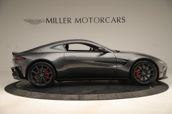 New 2020 Aston Martin Vantage Coupe for sale Sold at Rolls-Royce Motor Cars Greenwich in Greenwich CT 06830 8
