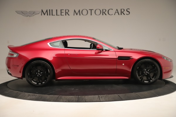 Used 2011 Aston Martin V12 Vantage Coupe for sale Sold at Rolls-Royce Motor Cars Greenwich in Greenwich CT 06830 11