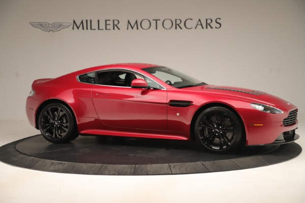 Used 2011 Aston Martin V12 Vantage Coupe for sale Sold at Rolls-Royce Motor Cars Greenwich in Greenwich CT 06830 12