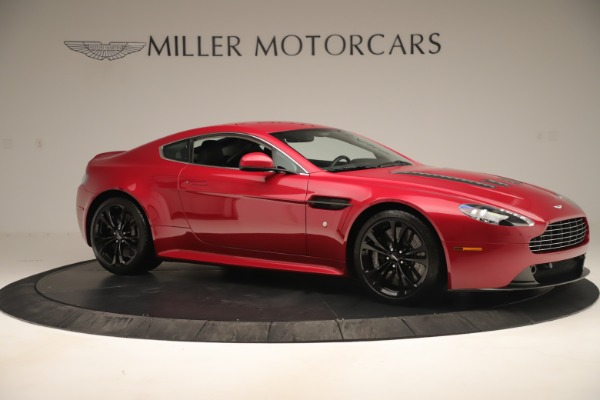 Used 2011 Aston Martin V12 Vantage Coupe for sale Sold at Rolls-Royce Motor Cars Greenwich in Greenwich CT 06830 13
